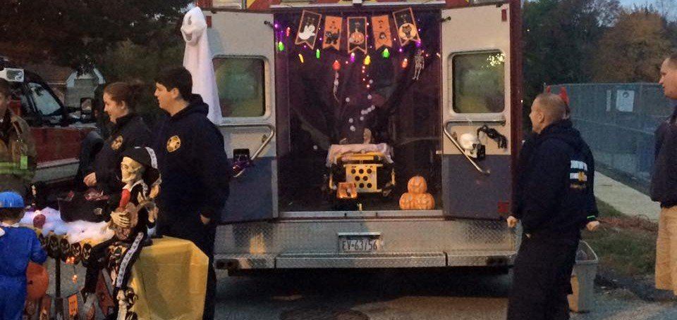 Upper Chichester Townships Annual Trunk or Treat